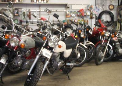 名西郡神山町 バイク屋 評判