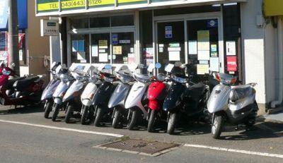 串間市 バイク屋 評判